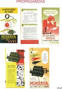 cartells Minerva