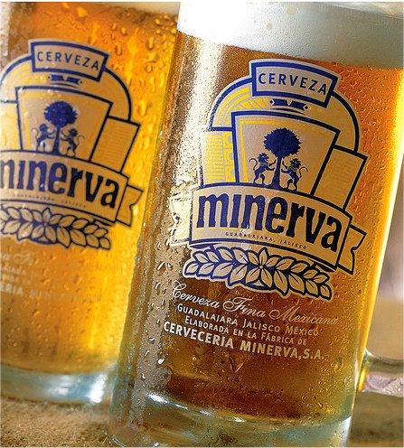 cervesa mexicana Minerva