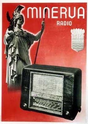 aparell de ràdio, Minerva