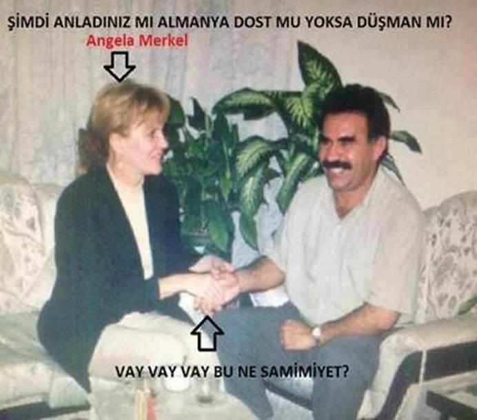 Angela Merkel i AO